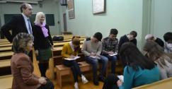 Институт психологии продолжает «Марафон тренингов»